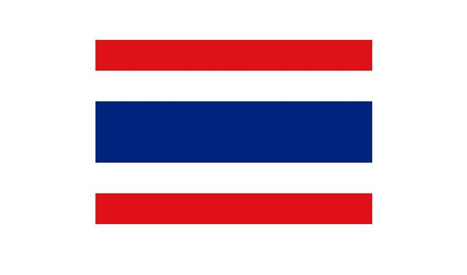 タイ国旗のようなデザインの靴に一部タイ人怒り、タイ国旗博物館は「問題なし」