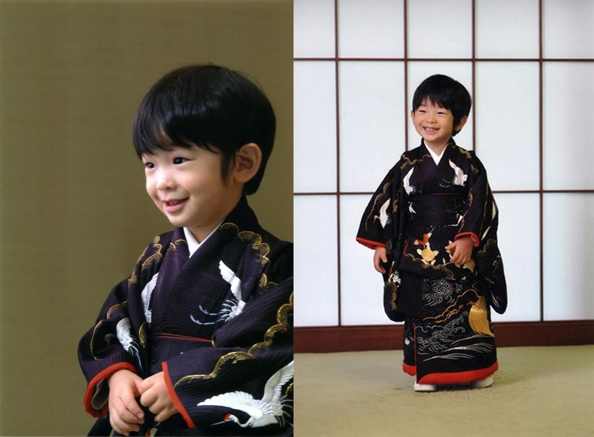 タイで悠仁親王殿下のかわいい写真が大人気に!ツイッターで大拡散!