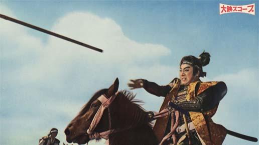『山田長政 王者の剣』 - 映画
