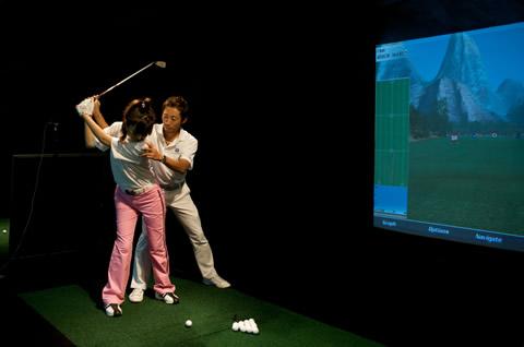 「ワイルディング・ゴルフ」 中村映禅さん