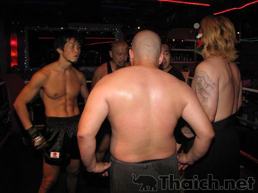 地下プロレスのバンコク戦を観戦しに行った!