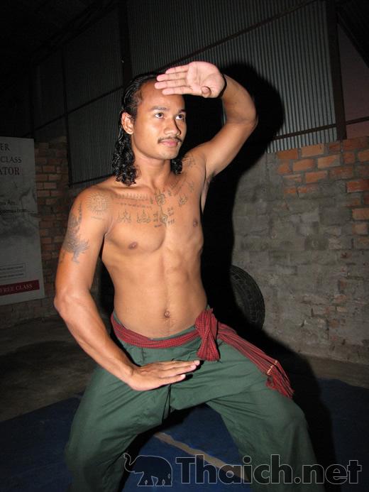カンボジアの伝統武術ボッカタオ道場に行った!