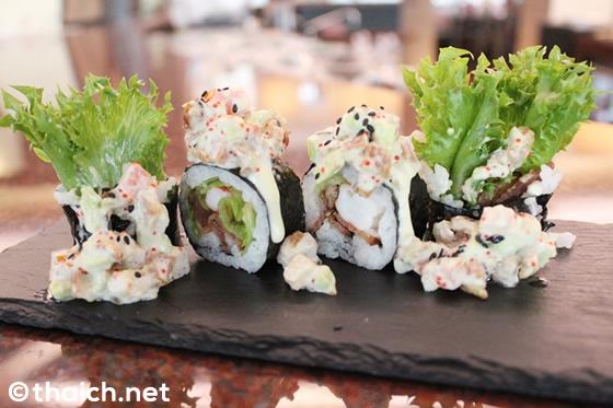 BENIHANA(アナンタラ バンコク リバーサイド内)-エンターテインメント満載の楽しい食事