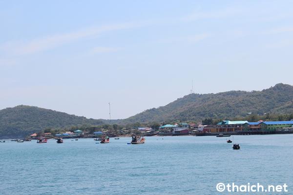 美しい海のラン島
