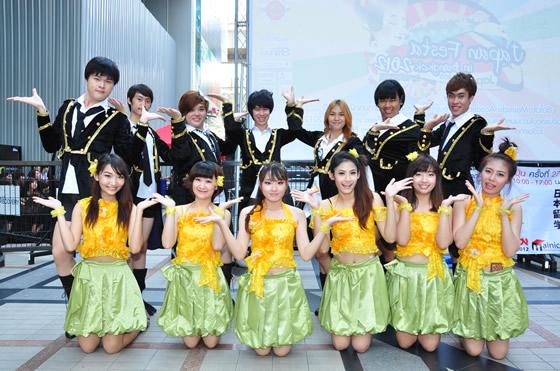 Berryz工房カバーダンスチーム