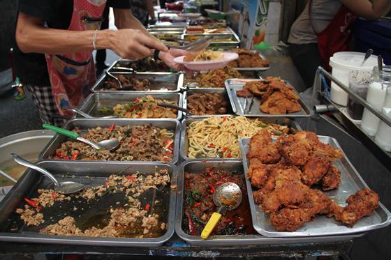 タイ料理写真集
