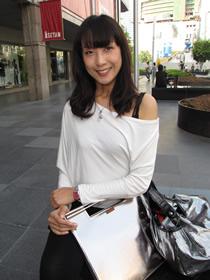 第11回 モデル・女優・DJ 中津亜紀子さん