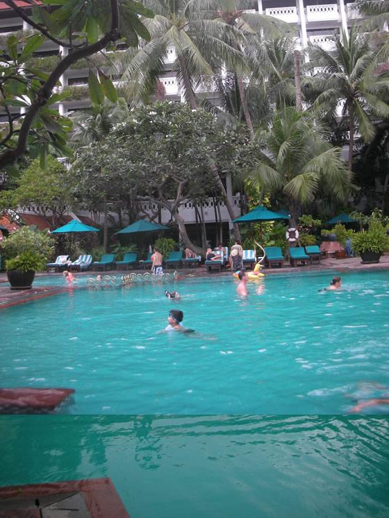 バンコク「アナンタラバンコクリバーサイド・リゾート&スパ」