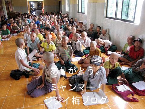 ジジイ梅ミャンマー通信|タイランドハイパーリンクス