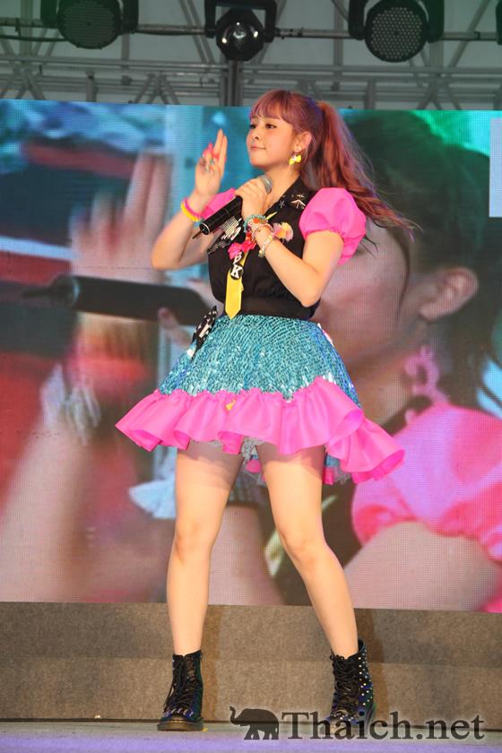 2012年8月26日Berryz工房(清水佐紀、熊井友理奈、菅谷梨沙子)ライブ@パークパラゴン