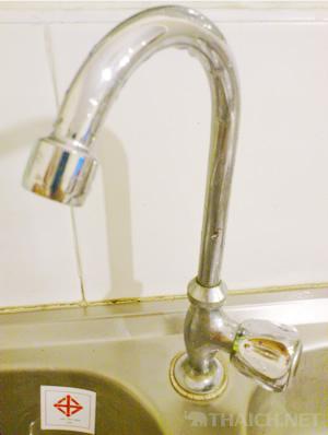 タイの水道水は飲めますか?