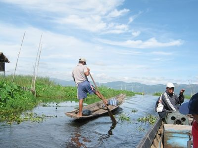 ヤンゴン観光名所:スーレー・パゴダ(スーレー・パヤー)