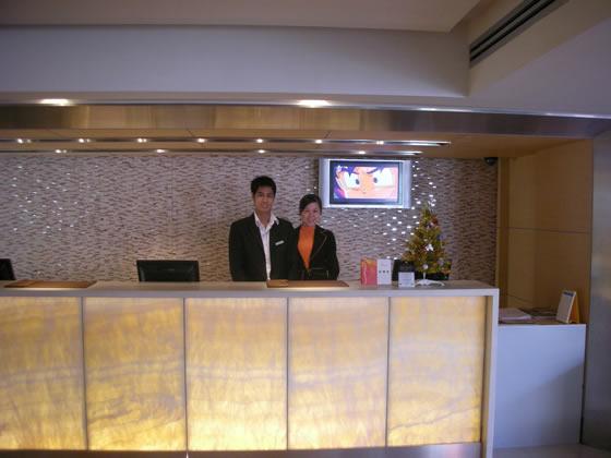 ザ チボリ ホテル(The Tivoli Hotel)