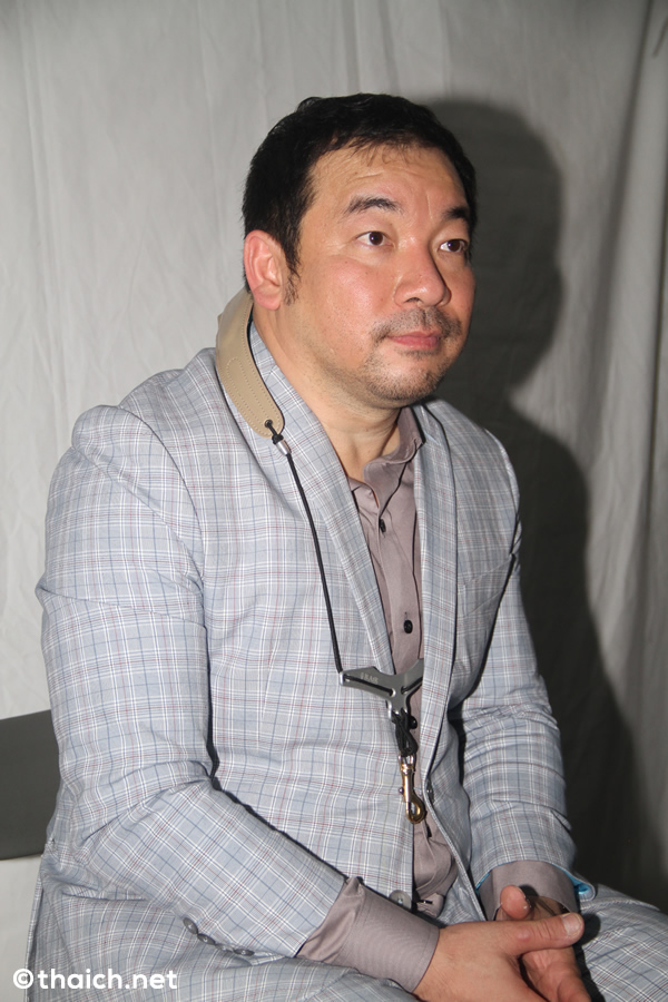 コーMr.Saxman独占インタビュー@第16回タイ・フェスティバル2015