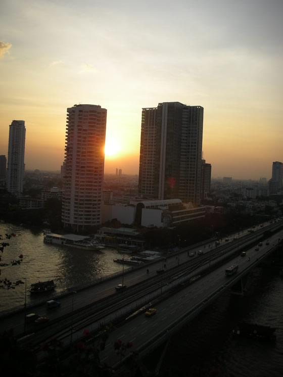 シャングリラホテル バンコク(Shangri-La Hotel Bangkok)