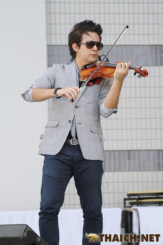 ヴィ・トリオ(Vie Trio)独占インタビュー@第15回タイ・フェスティバル2014