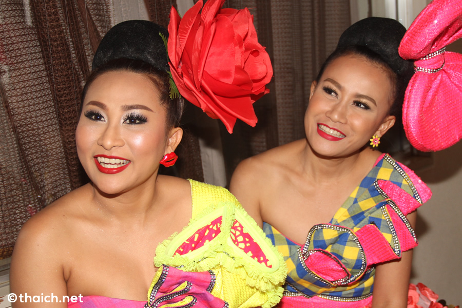 ララ・ルル独占インタビュー@第16回タイ・フェスティバル2015
