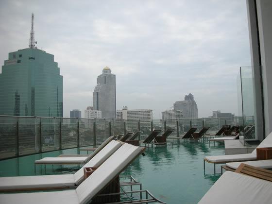 ミレニアム ヒルトン バンコク(Millennium Hilton Bangkok)