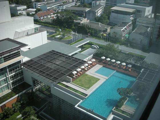 プルマン バンコク キング パワー ホテル (Pullman Bangkok King Power Hotel)