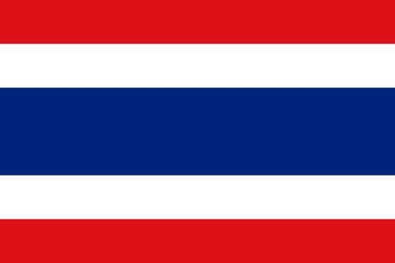 タイ国旗にはどういう意味がありますか?