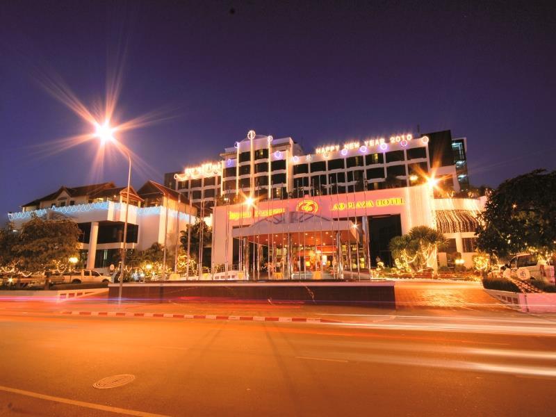 ラオプラザホテル