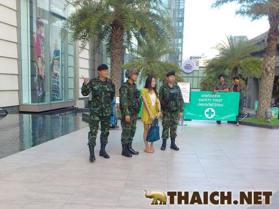 タイは軍事政権だそうですが、旅行に行っても大丈夫ですか?