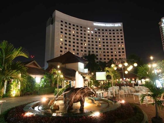 インペリアル メー ピン ホテル (The Imperial Mae Ping Hotel)