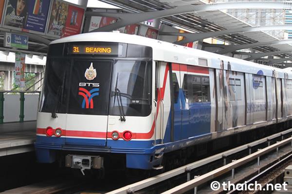 バンコクのBTS、MRT、ARLの始発電車と最終電車は何時ですか?