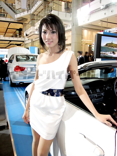 BMWイベントガール