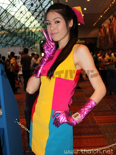 タイランド ゲームショー2010