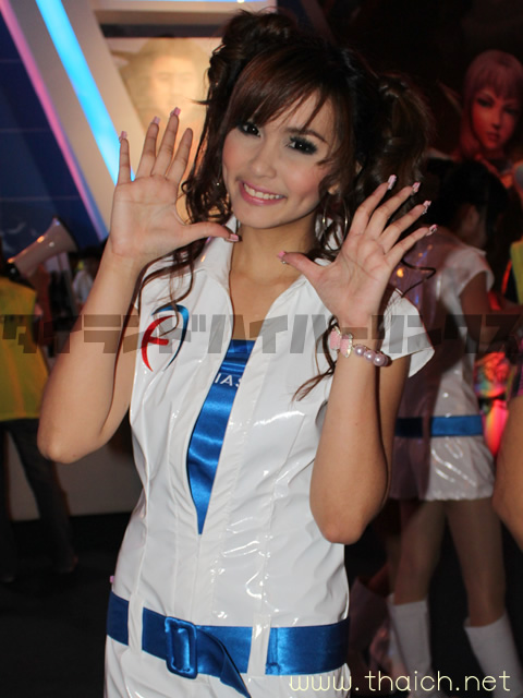 タイランドゲームショウ2010