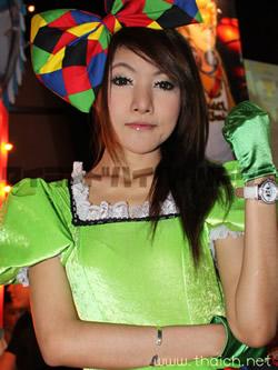 バンコクのカワイイ女の子画像