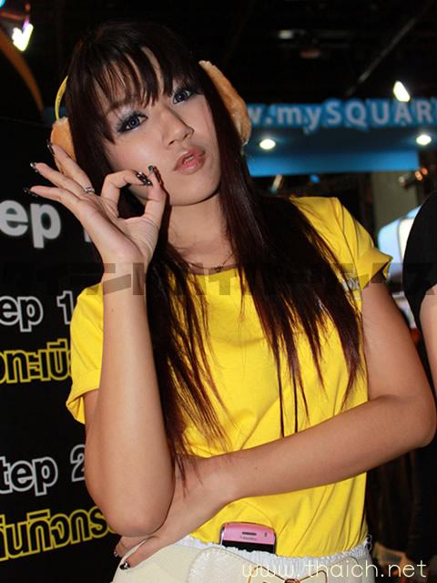 Thailand Game Show 2010