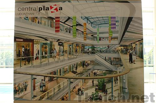 セントラルプラザ・ウドンタニ(Central Plaza Udon Thani)新館完成予定図