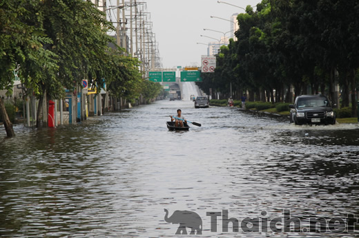 2011年バンコク大洪水