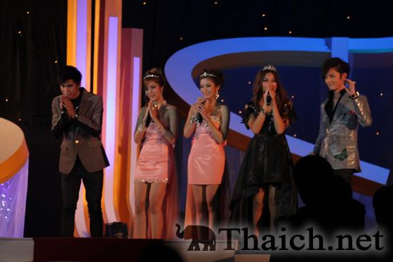 タイの芸能人たちが大集合! Star Party 23rd TV Pool