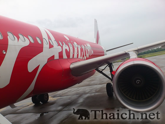 エアアジアのバンコク発着全便がドンムアン空港に変更へ 2012年10月1日から