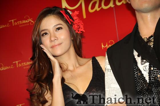台湾のスーパースター周杰倫(ジェイ・チョウ)の蝋人形がバンコクのマダムタッソに登場 、除幕式はNEKO JUMP