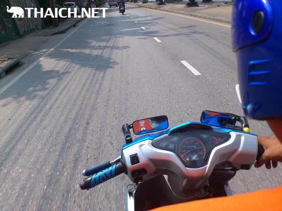 恐怖のバイクタクシー~それでも乗らずにいられない~
