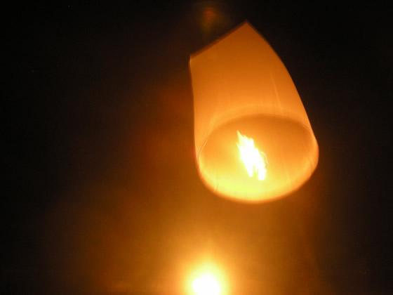 コムロイに祈る…チェンマイのカウントダウンその1