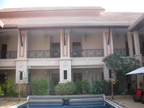 「Teavana Hotel」