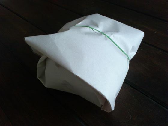 通勤前にボリュームたっぷりモチ米弁当を買ってオフィスで食べよう!
