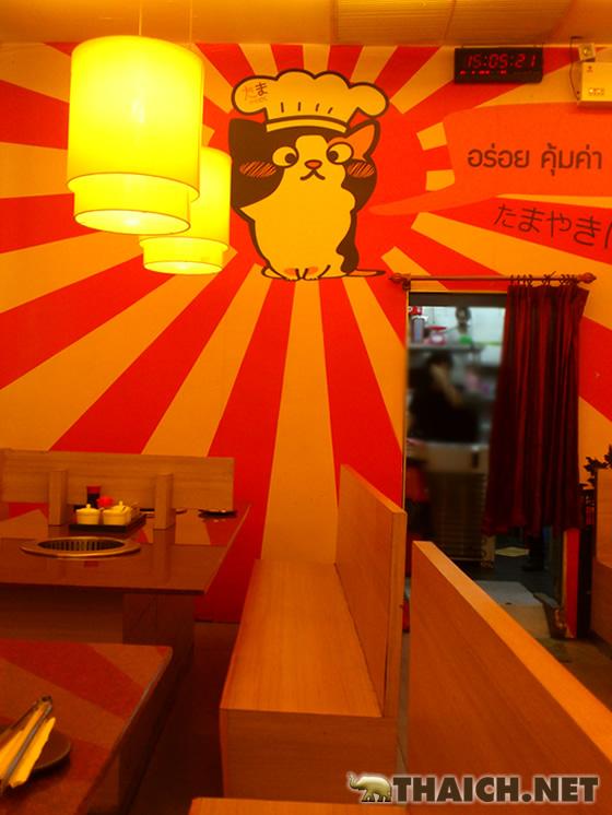 """猫に招かれ旭日が昇る!セントラルプラザ・チョンブリの焼き肉店""""たま""""が目出度すぎる"""