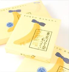 「東京バナナ」がタイのローソンで売られていた!