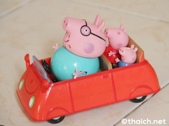 ペッパピッグ(Peppa Pig)のおもちゃをトイザらスで購入