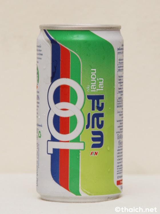 タイでも発売になった100PLUS