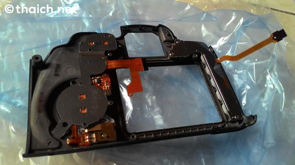 バンコクでCANONのカメラを修理。安心の日本人対応が嬉しい