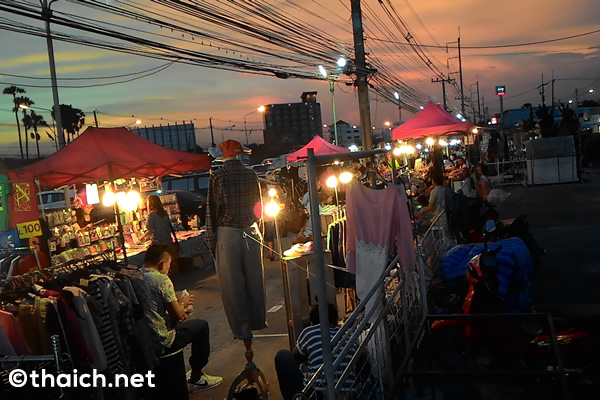 【バンセーン】チョンブリ・チャトチャック市場でお買い物