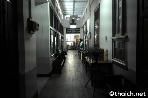 死体博物館(シリラート病院内)は密かな観光スポット