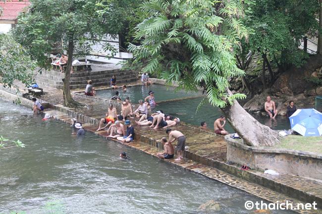 【カンチャナブリ】ヒンダート温泉は1942年に日本軍兵が掘り当てた!
